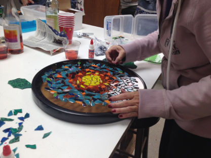 Mosaic TABLE CLASS
