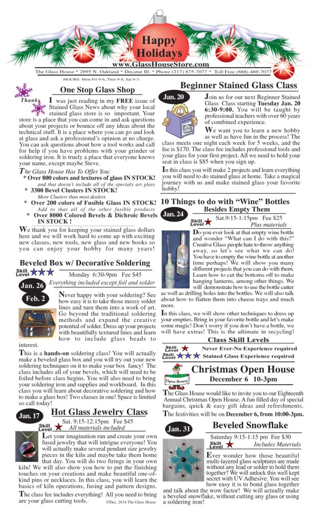 thumbnail of 2014_11 Page 1 Stained Glass Sale Flier