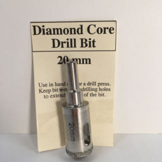 20 mm Diamond Core Drill Bit