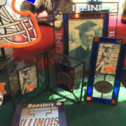 Illini and University of Illinois Coasters and Picture Frames