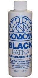 Novacan Black Patina