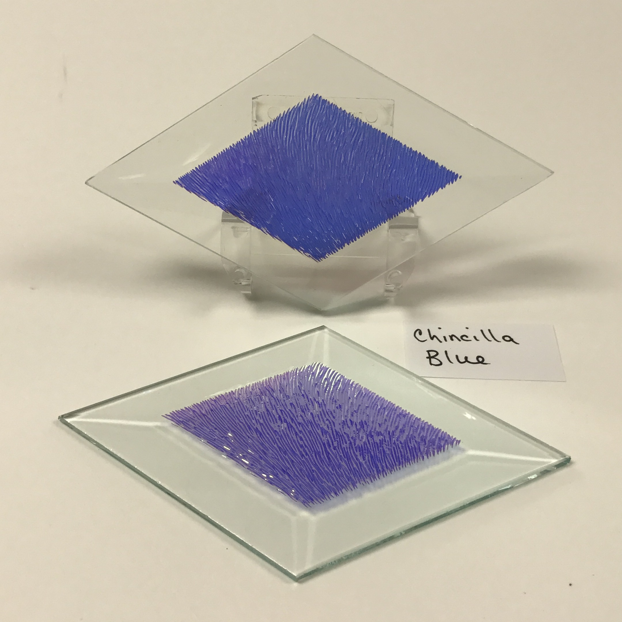 Dichroic Glass Bevels