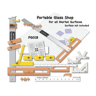 Morton PG01B portable glass shop
